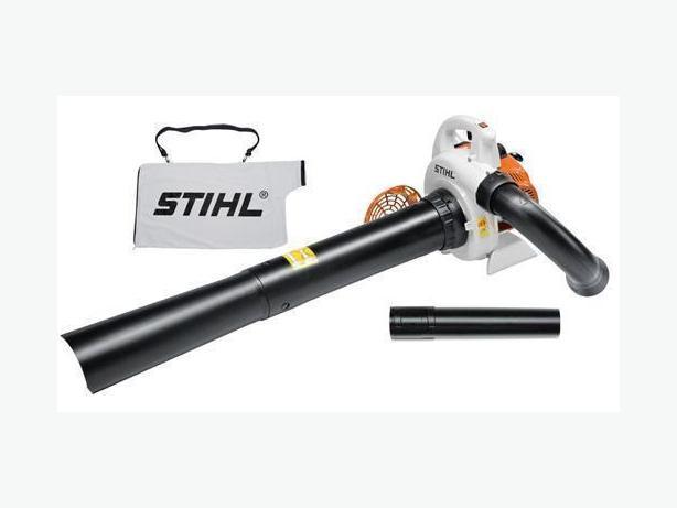 NEW STIHL SH56C-E Blower/Shredder Vac