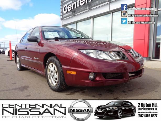2004 Pontiac Sunfire SL
