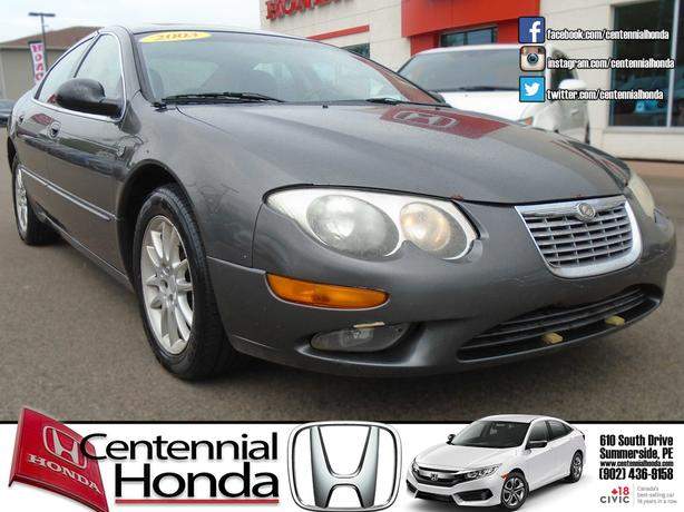 2003 Chrysler 300M   AS TRADED   Stock # 7903A