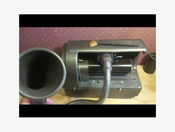 WANTED: OLD DICTAPHONE MACHINE OR PARTS