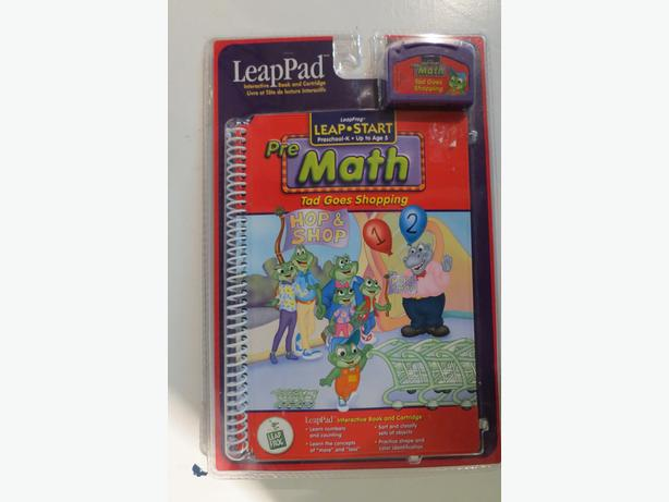 Leap Frog Math Game, Brand New