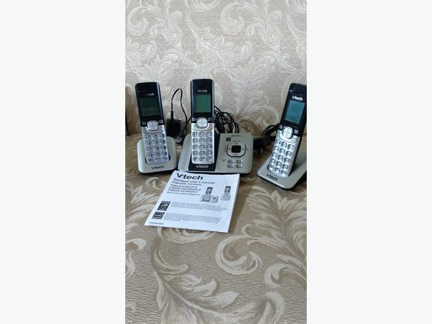 Vtetch Telephones and Answering Machine