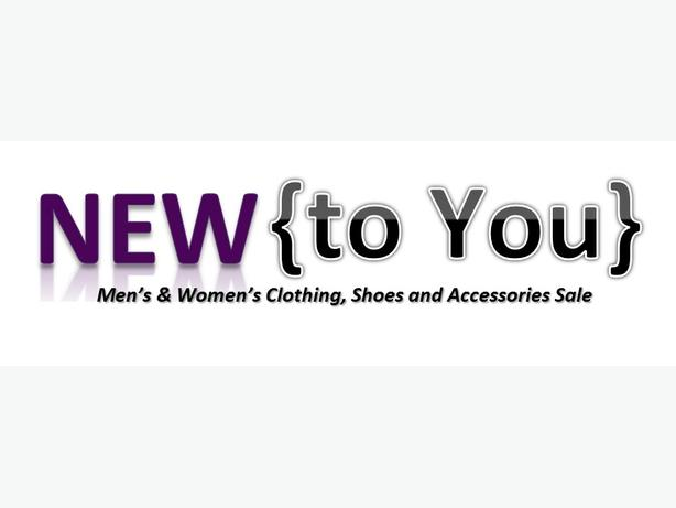 New to You - Clothing, Shoes and Accessories Sale