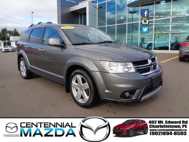 2012 Dodge Journey R/T AWD REDUCED TO $14389