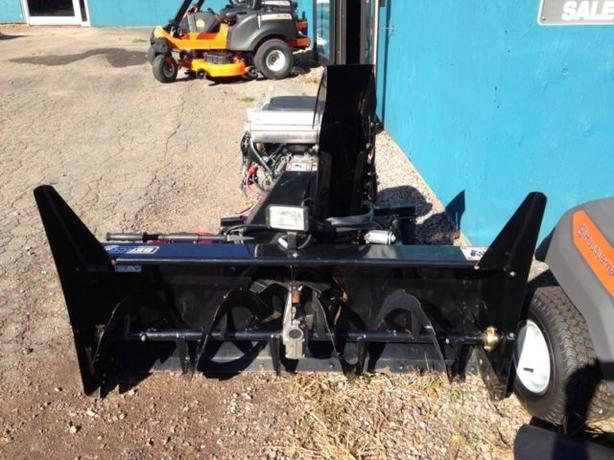 "LIKE NEW 54"" Beromac ATV SnowBlower 24HP HONDA V-Twin"