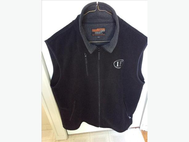 Western Concepts fleece vest