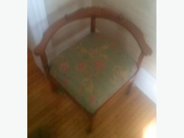 Corner Chair for sale