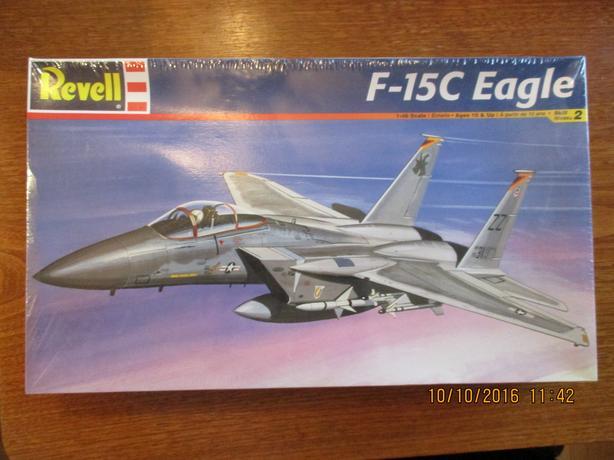 F-15C Eagle Hobby Model Kit