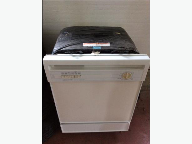 DISHWASHER AND OTHER APPLIANCES