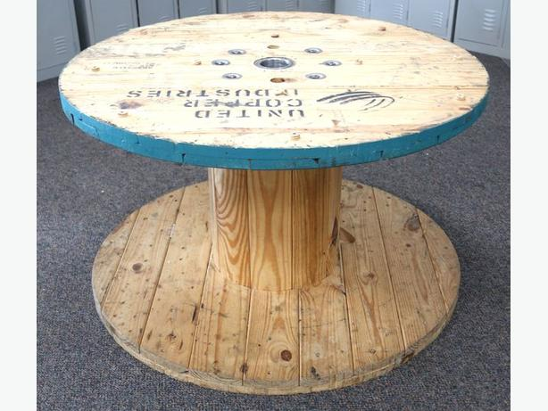 WANTED: Wire Wooden Spools