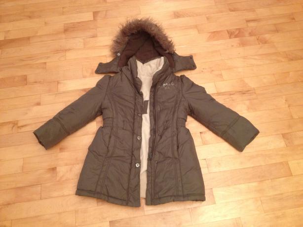 Girls Mexx  Size 4 Winter Coat