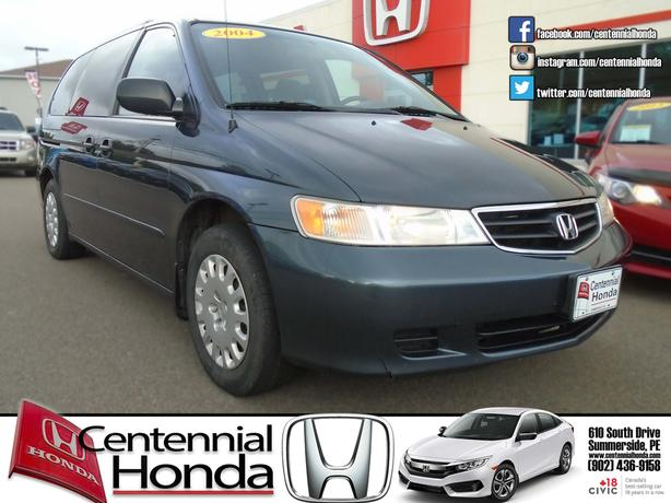 2004 Honda Odyssey LX | AS TRADED | Stock #8140A