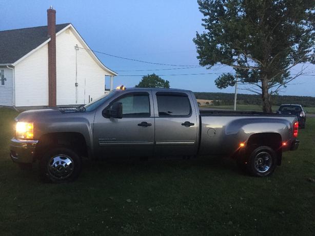 2012 Chevrolet Silverado 3500 Diesel