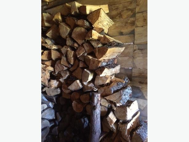 spruce furewood