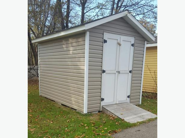 8' X 12' Shed