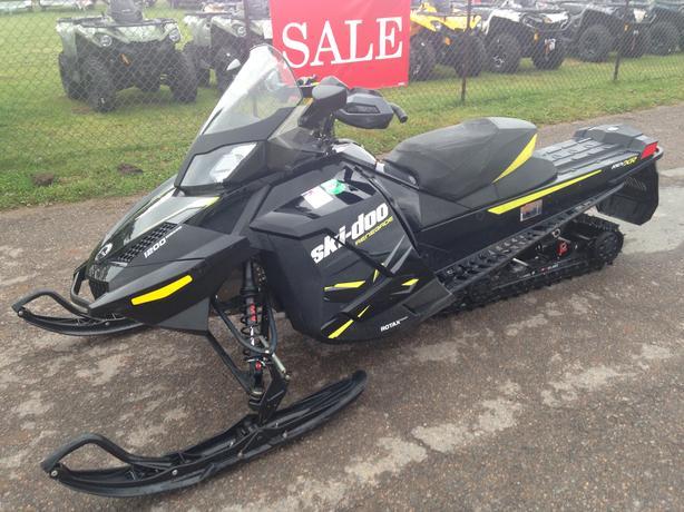 2014 Renegade X 1200 4-Tec Ski-Doo