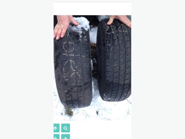 235/70R16 Kelly Safari SJR tires
