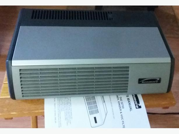 Electronic air cleaner