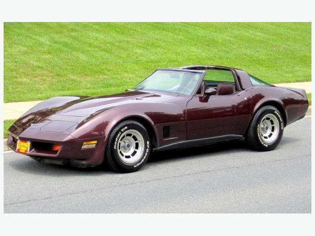 1980 Corvette 85,000 original kms
