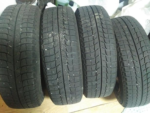 Michelin x ice 3 with rims