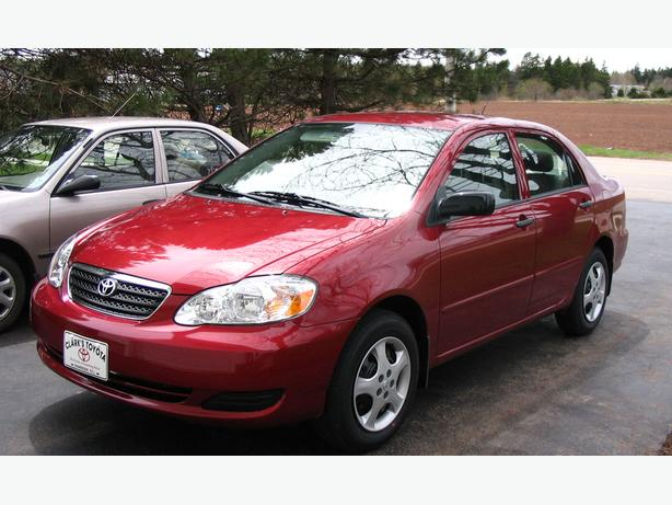 2007 Toyota Corolla CE - excellent winter car