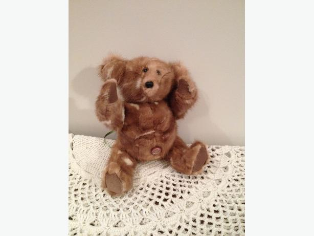 Teddy Bear (mink!)