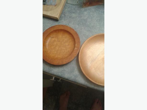 WANTED:  birds eye maple plates or bowls