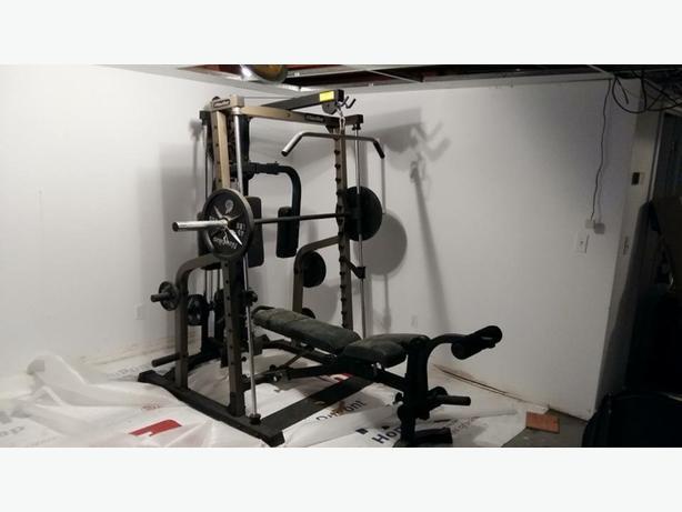 Nautilus Weight Set