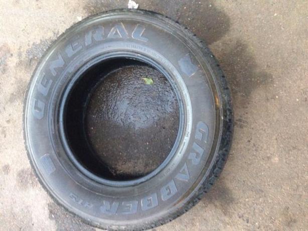 General Grabber Tires