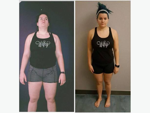 12 Week Fitness Pledge