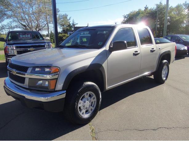 2008 CHEVROLET COLORADO CREW CAB 4X4 !!