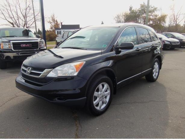 2011 HONDA CR-V 4WD !! ONLY 117,000KMS !! FINANCING AVAILABLE !!