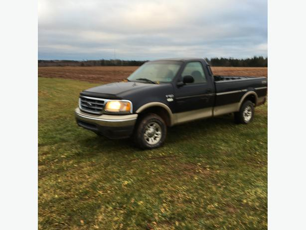 1999 Ford f150 4x4 frame is bad