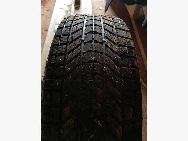 Firestone Winterforce winter tires