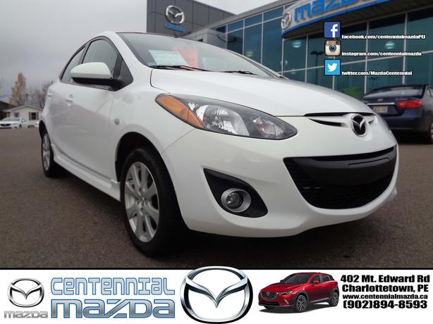 2011 MAZDA 2 GS 5 SPEED MANUAL ONLY 103000 KM