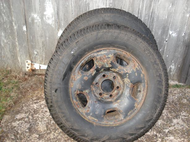 Ford Truck Wheels & Tires