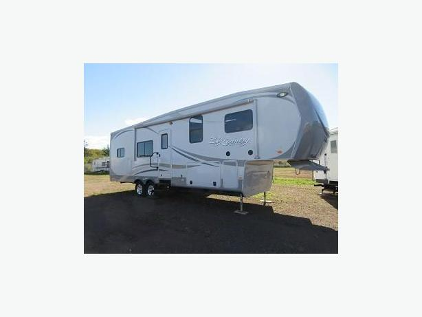 2012 Big Country Fifth Wheel 2950RK