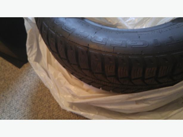 Selling 4 winter tires