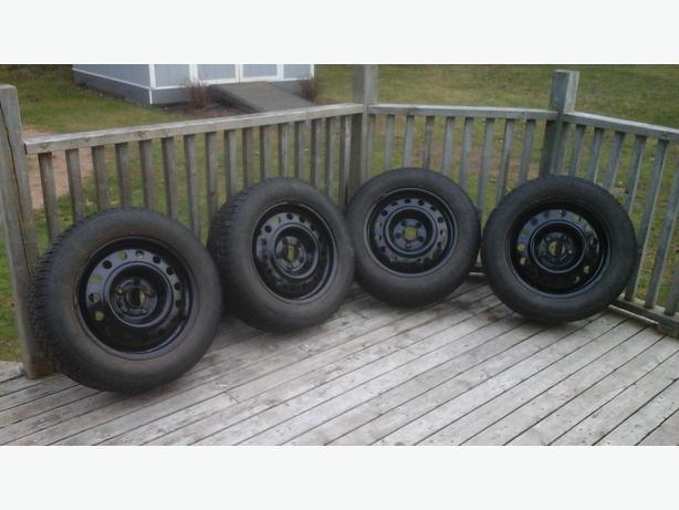 studded tires & rims