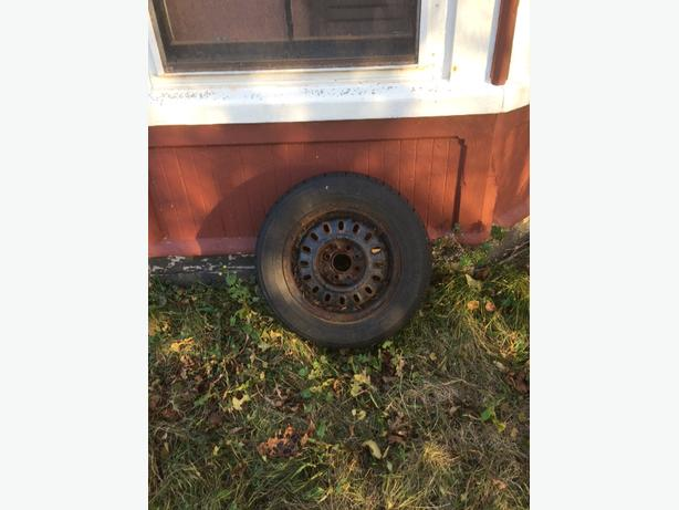 4 goodyear nordic winter tires