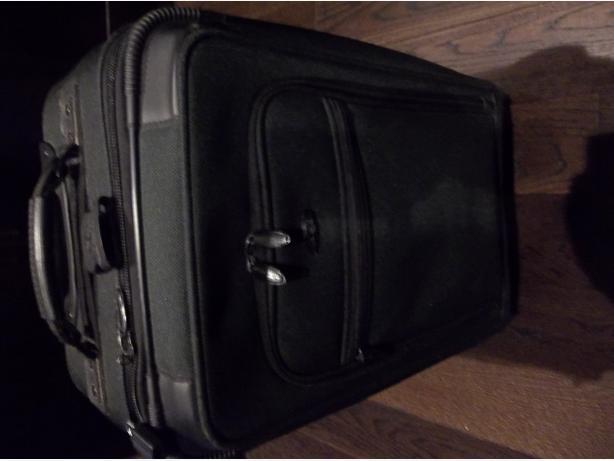 """26"""" Softside Rolling Luggage Unit"""
