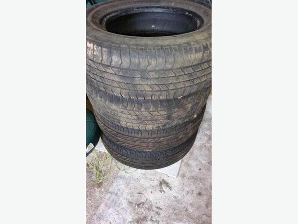 Set of All Season Tires