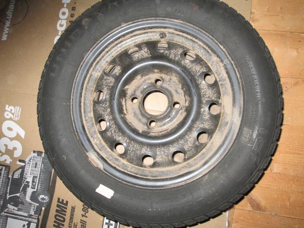 185/60R/14 winter tires