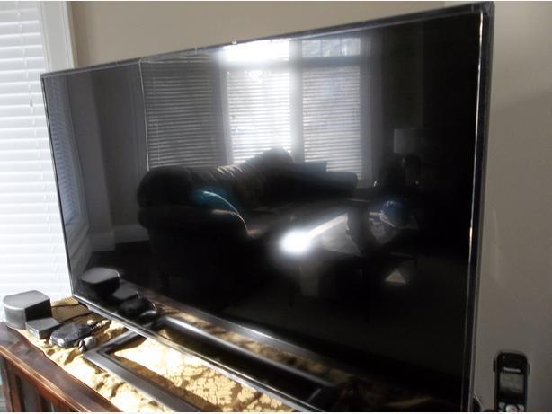 """50"""" SHARP LCD TV"""