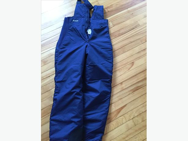 Girl's Columbia size 14/16 snow pants