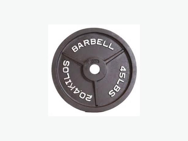 Weight Plates (Steel)
