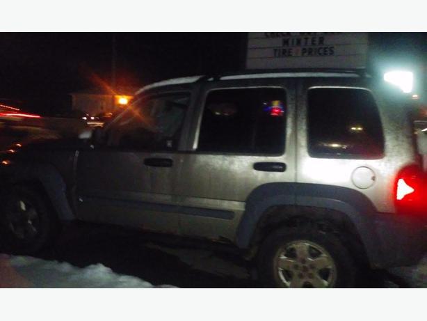 2005 jeep librety