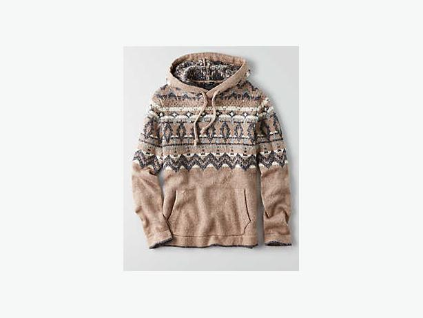 New American Eagle Sweater