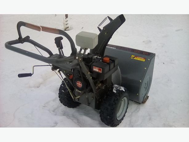 craftsman 30 inch snowblower