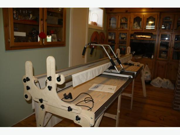 The Little Grace Ii Home Machine Quilting System